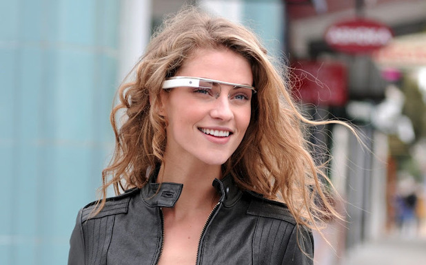 Google Project Glass AR glasses