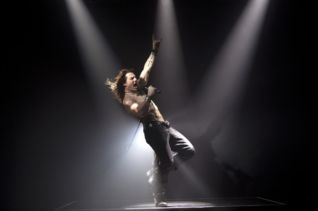 'Rock of Ages' still