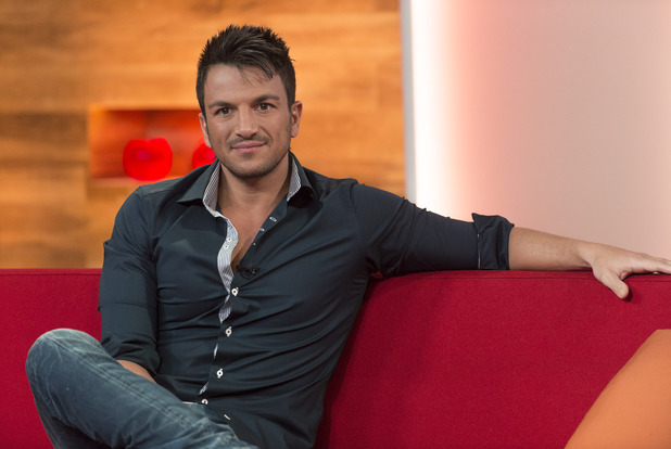 Peter Andre on 'Daybreak'