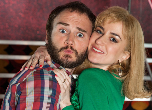 The Best Possible Taste: Kenny Everett (OLIVER LANSLEY), Lee Everett (KATHERINE KELLY)