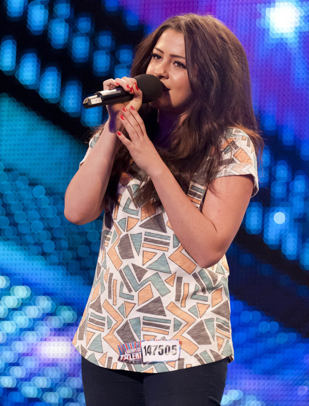 Britain's Got Talent - Chelsea Redfern