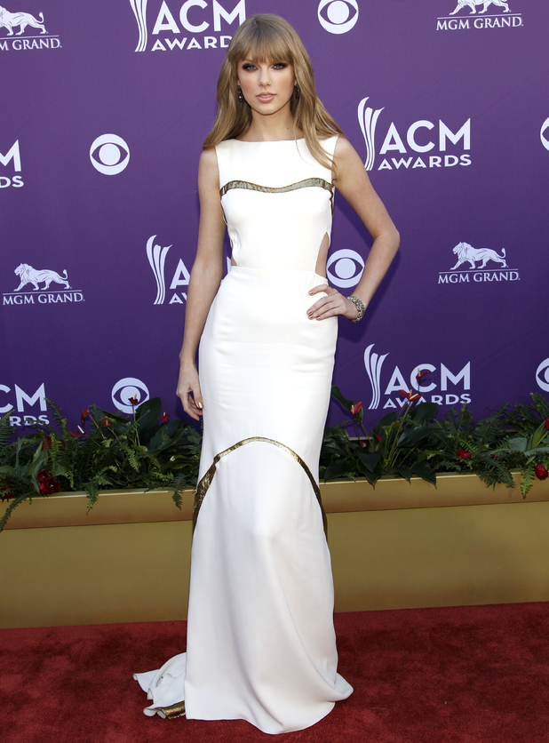 ACM Awards 2012: Highlights in pictures