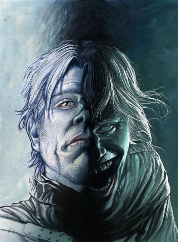 Dark Horse unveils Paul Tobin's 'Colder'
