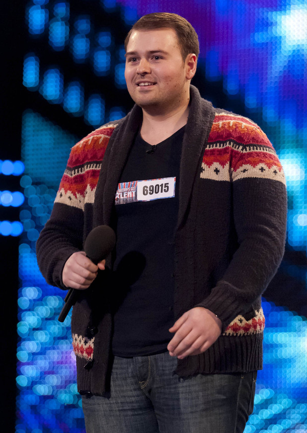 Britain's Got Talent - Tony Roberts