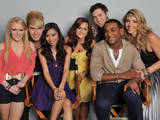 American Idol Final 7: Hollie Cavanagh, Colton Dixon, Jessica Sanchez, Skylar Laine, Phillip Phillips, Joshua Ledet and Elise Testone