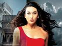 Karisma Kapoor says the film's promos are ' really exciting.'