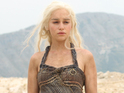 "Emilia Clarke promises that ""the game's been upped"" in HBO drama's third season."