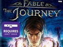Fable: The Journey's box art is unveiled by Lionhead Studios.
