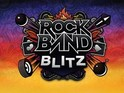 Rock Band Blitz will launch on Xbox Live Arcade and PSN this August.