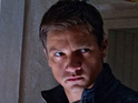 Jeremy Renner is on the run from the US government and the ghost of Jason Bourne.