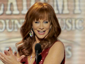 "Reba McEntire says future daughter-in-law is ""big-hearted"" and ""very talented""."