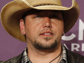 "Jason Aldean says he is ""working through"" things with his family at the moment."