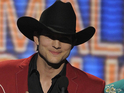 The actor responds to Miranda Lambert's criticism of his ACMs  performance.