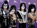 ACM Awards 2012: Gene Simmons, Eric Singer, Tommy Thayer and Paul Stanley, of musical group KISS