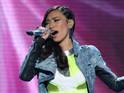 The season eight winner says Jessica Sanchez is one of Idol's best singers.