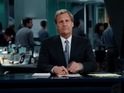 New trailer for Aaron Sorkin drama also features Jane Fonda as news network boss.