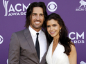Country singer Jake Owen propses to Lacey Buchanan while perfoming in Florida.