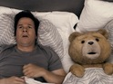 Family Guy creator makes movie directing debut with Mark Wahlberg's Ted.
