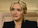 Kate Winslet says that it is hard to watch herself in 1997's Titanic.