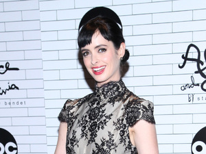 Krysten Ritter The screening of  ABC TV series 'Don't Trust the B---- in Apartment 23' at the Tribeca Grand Hotel - Arrivals New York City, USA