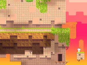 'Fez' screenshot