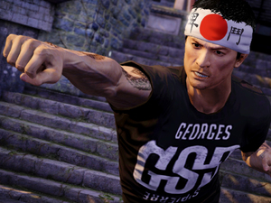 &#39;Sleeping Dogs&#39; screenshot