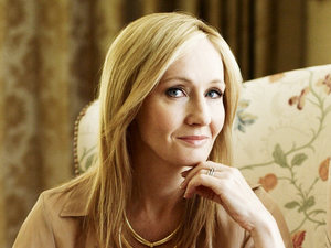 J K Rowling
