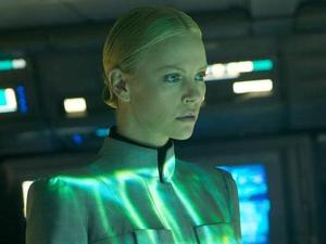 Charlize Theron in &#39;Prometheus&#39; still
