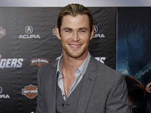Chris Hemsworth, The Avengers