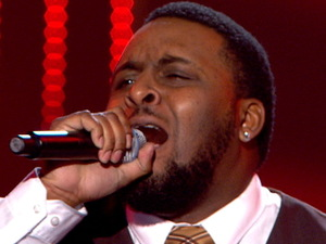 The Voice UK Episode 4 - Jaz Ellington