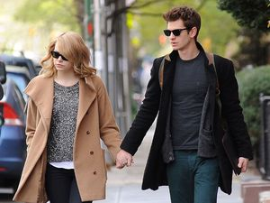 Emma Stone, Andrew Garfield