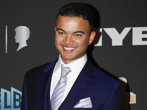 Australian X Factor judge Guy Sebastian.