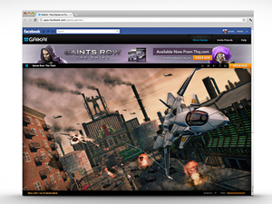 Gaikai Cloud Gaming Facebook App
