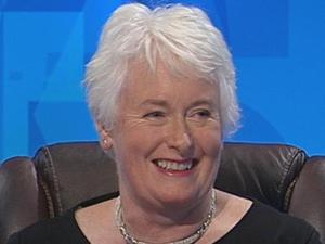 Margaret Mountford on Countdown