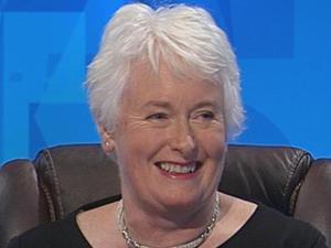 Margaret Mountford on Countdown