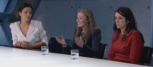 The Apprentice S08E04: Gabrielle Omar, Laura Hogg, Jane McEvoy