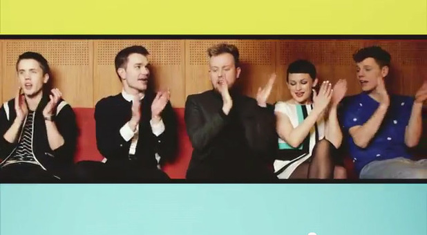 Alphabeat: 'Vacation' video still