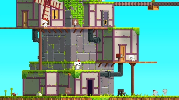 Gaming Review: Fez