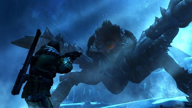 'Lost Planet 3' screenshot