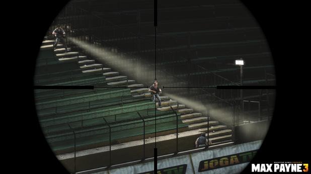 'Max Payne 3' achievement screenshot