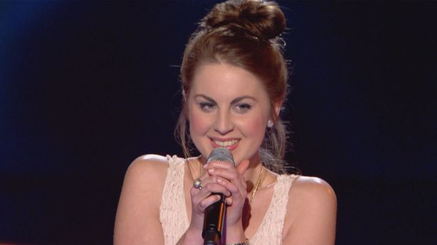 The Voice UK Episode 4 - Emily McGregor