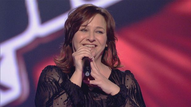 The Voice UK Episode 4 - Lindsay Butler
