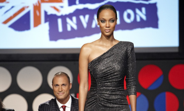 ANTM British Invasion Episode 6: Nigel Barker and Tyra Banks