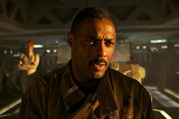 Idris Elba Janek