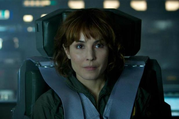 Noomi Rapace Shaw