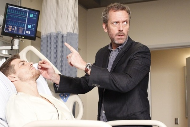 House S08E16: 'Gut Check'