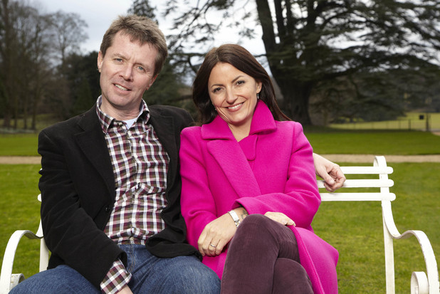 Long Lost Family: Nicky Cambell and Davina McCall