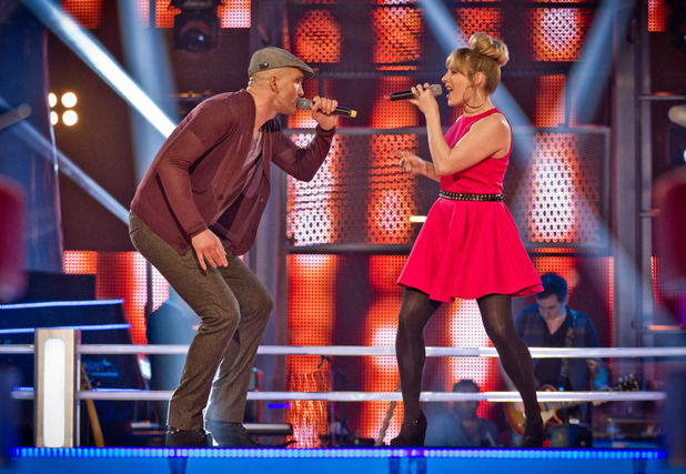 The Voice UK Battle Round