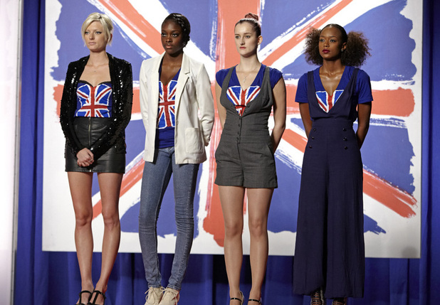 ANTM British Invasion Episode 6: Sophie, Alisha, Catherine and Annaliese