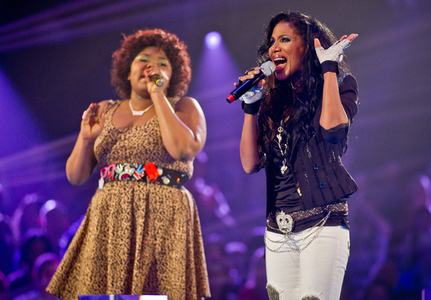Ruth Brown and Deniece Pearson